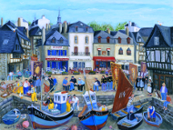 The Harbour, St Auray